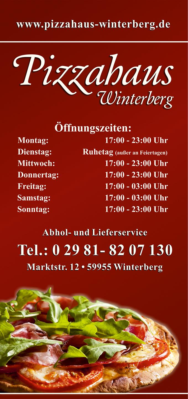 Pizzahaus Restaurant Winterberg